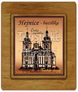 HEJNICE - chrám Navštívení Panny Marie