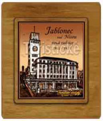 JABLONEC nad Nisou - radnice