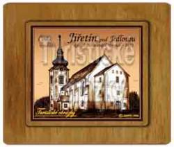 JIŘETÍN pod Jedlovou - kostel Nejsvětější trojice
