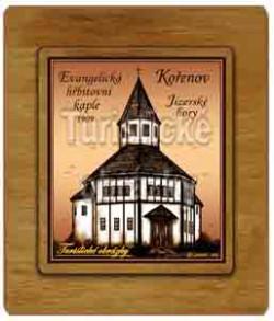KOŘENOV - evangelická kaple
