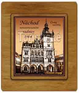 NÁCHOD - radnice