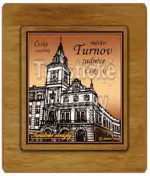 TURNOV - radnice